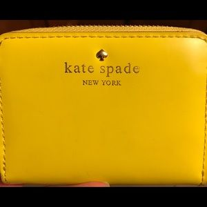 Kate Spade Small Zip Wallet